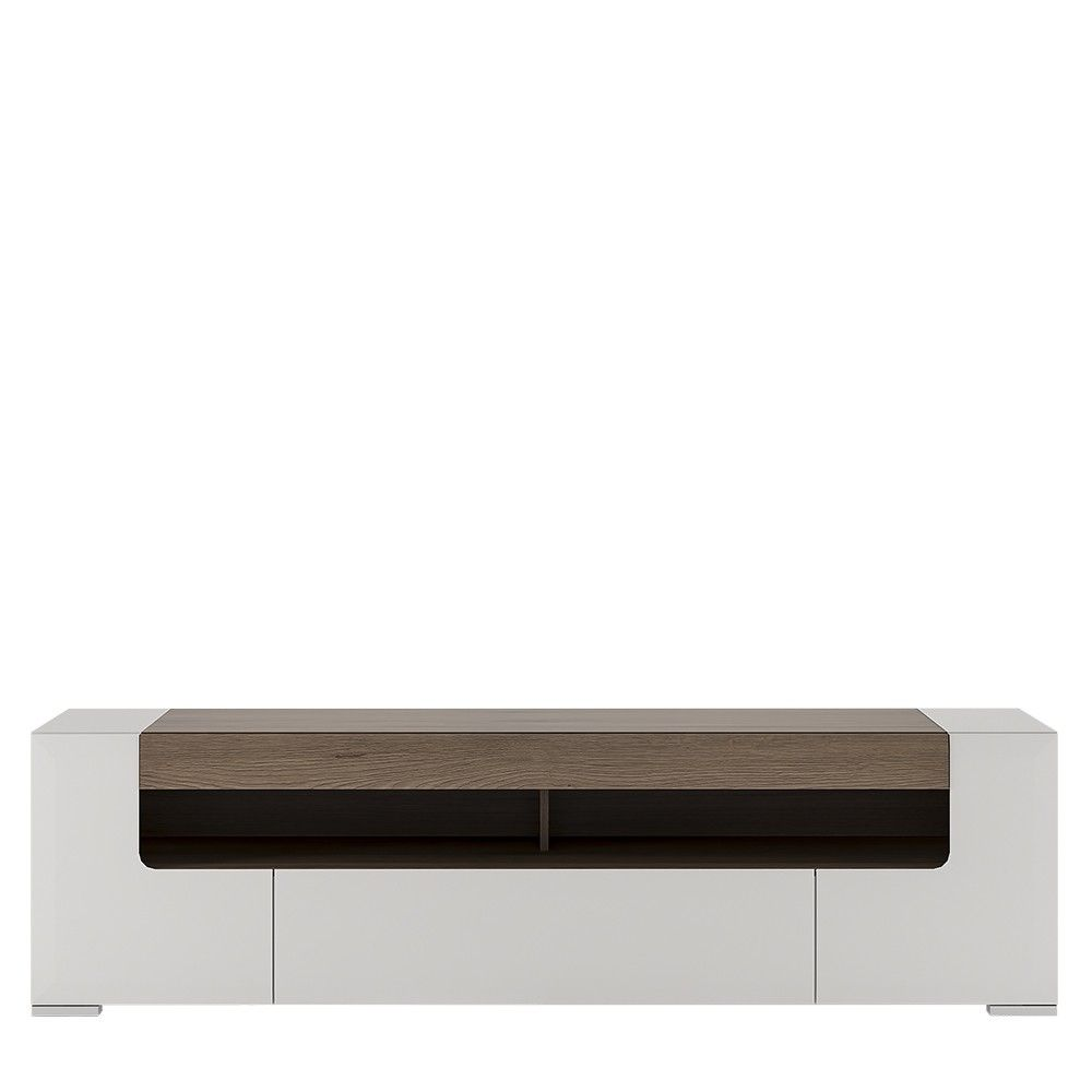Toronto 190 cm wide TV Cabinet.